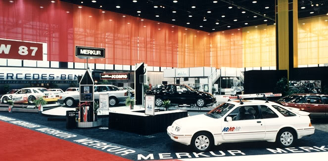 XR4Ti K2 1987_7 Autoshow Chicago